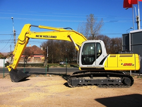 Product picture New Holland Kobelco E215B, E245B Crawler Excavator Workshop Service Repair Manual